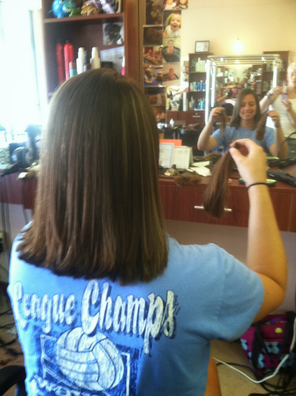 30 Things To Do Before Turning 30 2 Donate Hair To Locks Of Love