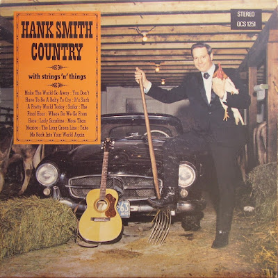 Country With Strings n Things - Hank Smith (1971)