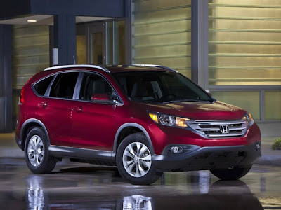 2012 Honda CRV Normal Resolution HD Wallpaper 2