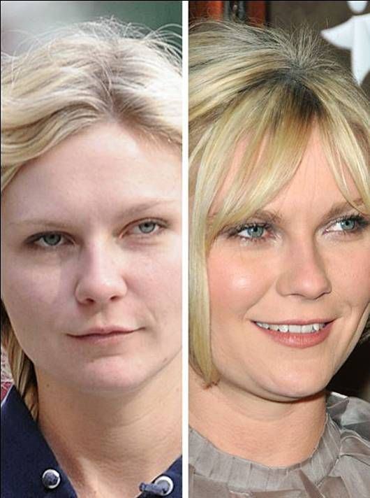 Hollywood Celebrities Without Makeup