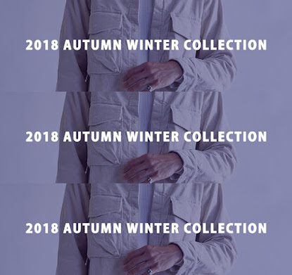 2018 AUTUMN EINTER COLLECTION