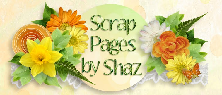 Scrap Pages By Shaz