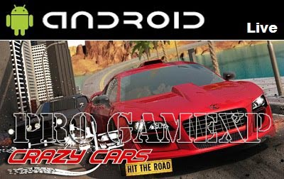Crazy Cars - Hit The Road HD v1.0 Game Android-Pro Gamexp