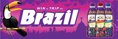 WIn a Trip to Brazil Banner