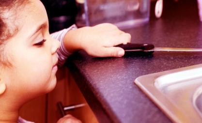 Offerte cucine prezzi e arredamento della cucina cucina - Protezioni per bambini in casa ...