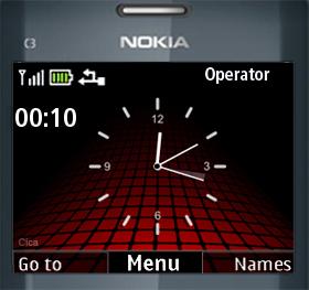 Themescica: Tema Rede - Nokia C3 e X2-01