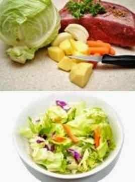 Resep cara mengolah kubis menjadi makanan yang enak dan sehat