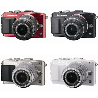 Olympus Pen Lite E-PL6, new digital camera, New mirrorless camera