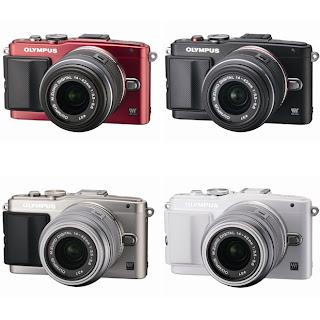 Olympus Pen Lite E-PL6, new digital camera, New mirrorless camera