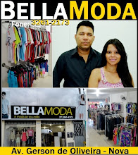 BELLA MODA - A MODA AO SEU ESTILO!