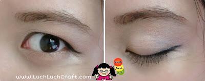 Korean eye make up