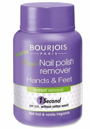 Bourjois Magic Nail Polish Remover Review Hands and Feet