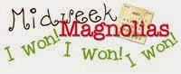 I won 100th challenge at Midweek Magnolia's