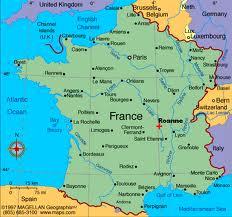 Plan de Metro Paris Français Métro Ratp Francais Carte Mapa Map of France
