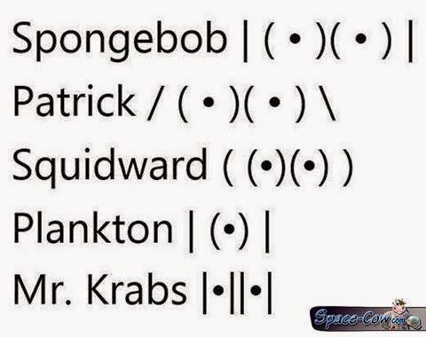 funny Spongebob eyes picture