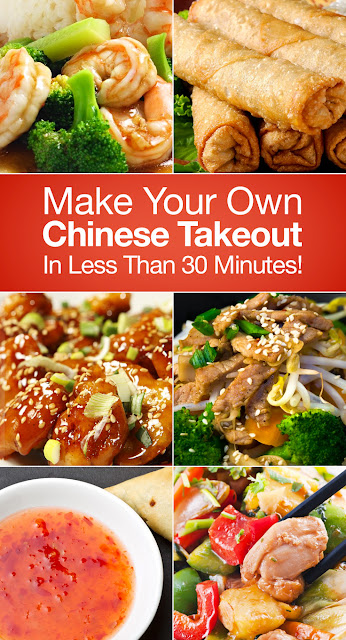 Make Your Own Chinese Takeout In Less Than 30 Minutes