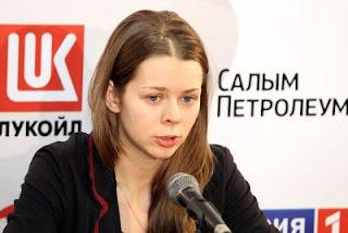 Échecs : Tatiana Kosintseva