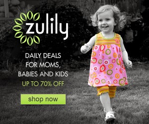 Let me introduce you to Zulily!