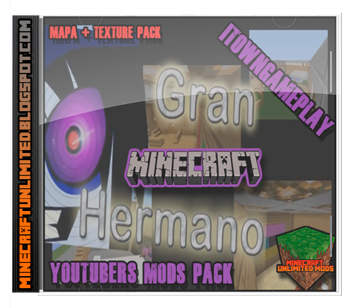 Gran Hermano Minecraft de iTownGameplay