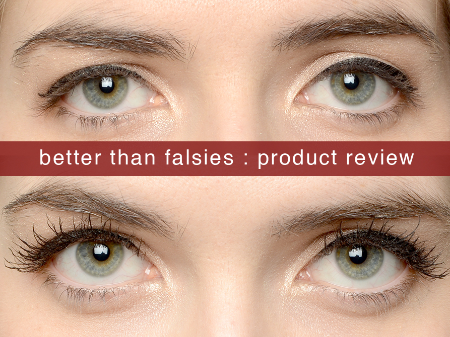 Bisous Darling: Better than False Lashes : Product Review
