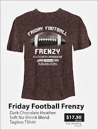 Order your Friday Football Frenzy Shirt!