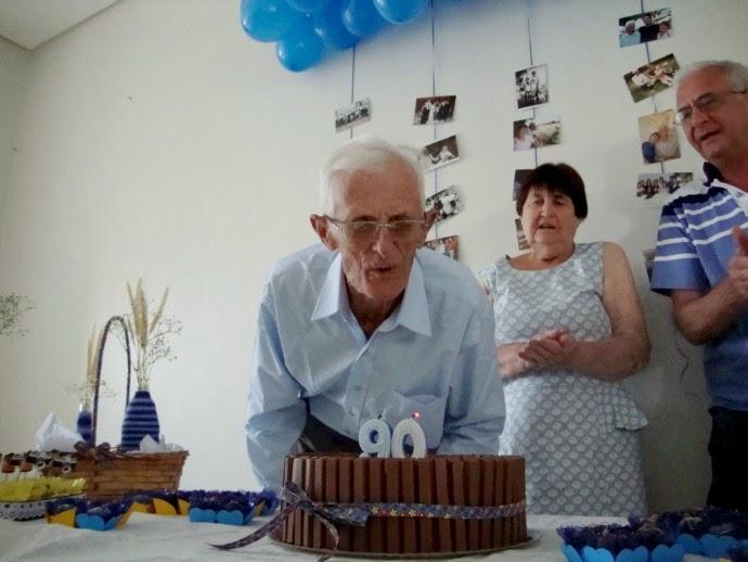 Festa Diy 90 Anos Scrapbi
