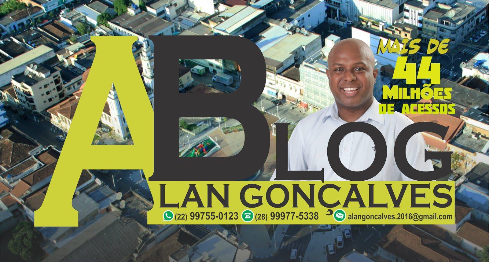 Blog Alan Gonçalves