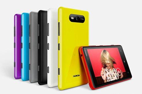 Tantissime colorazioni per il nuovo smartphone Nokia