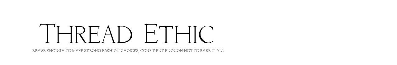 Thread Ethic | Modest Fashion Blog