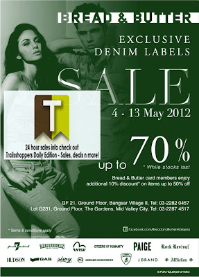 Bread & Butter Exclusive Sale
