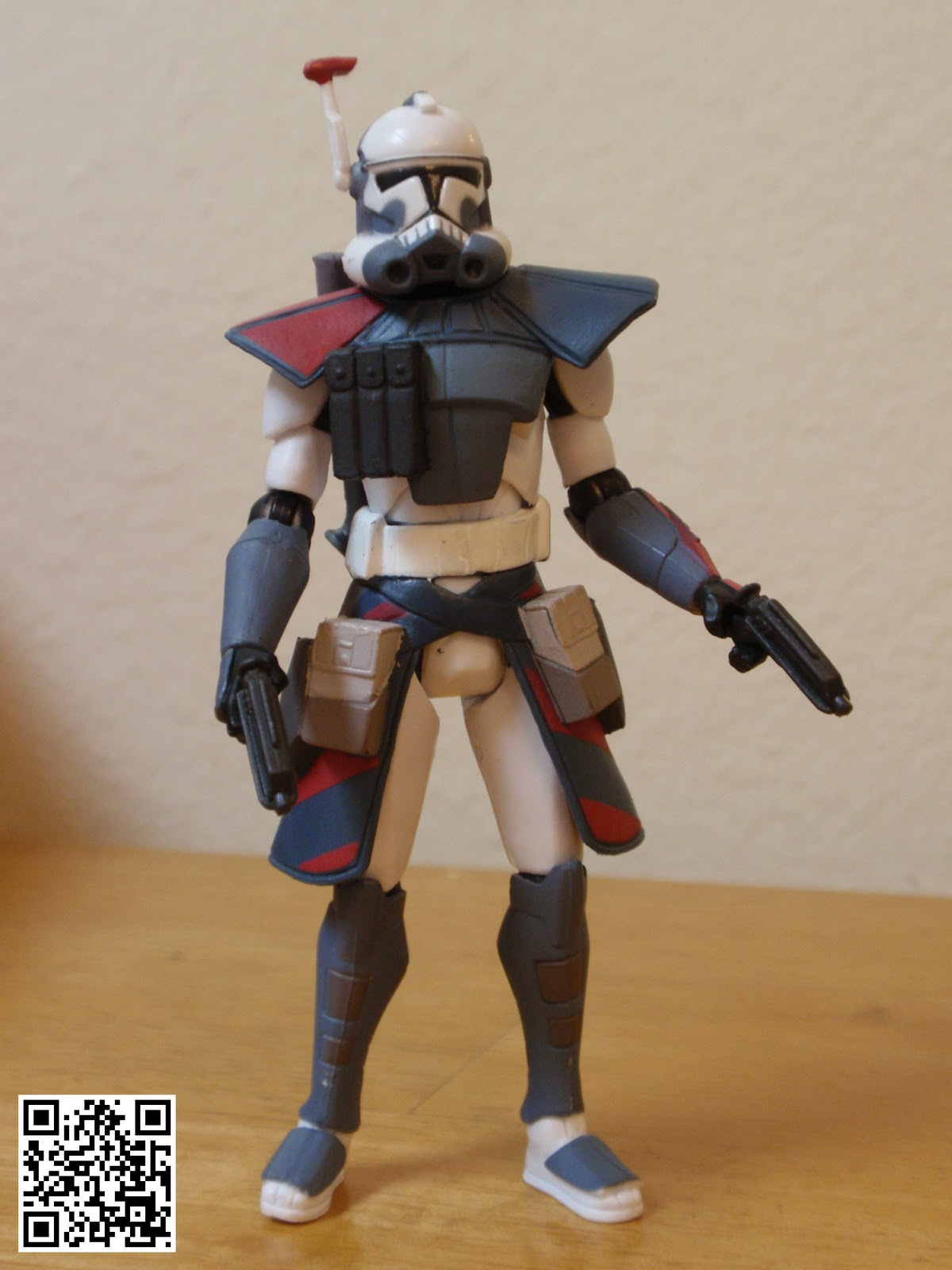 137 star wars the clone wars clone commander colt