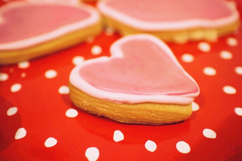 cookies baking peggy porschen dough heart valentines