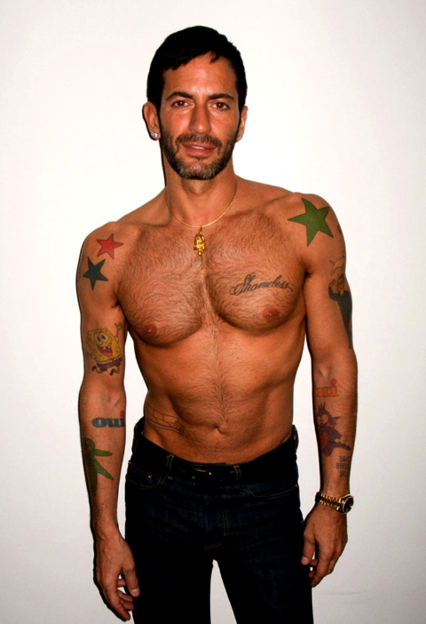 AMPERE OPTIQUE: Marc Jacobs, l'unique...