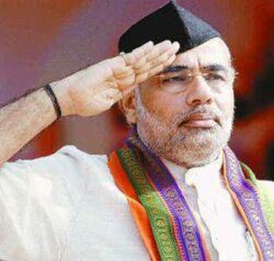 Narender Modi need of present time