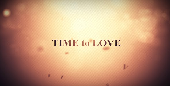 VideoHive Time to Love