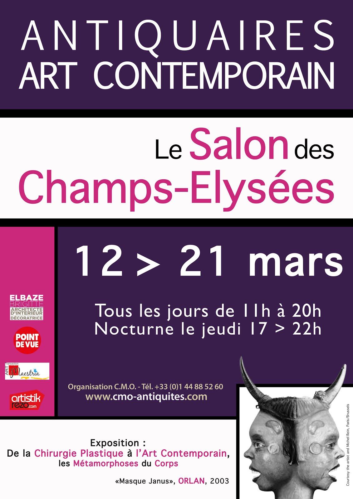 PARIS : LE FLOCH & LE FLOCH PRÉSENTENT CAPTON AU SALON DES CHAMPS ÉLYSÉES