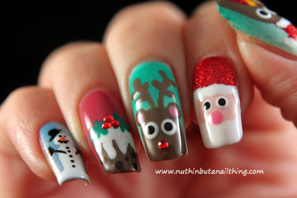nuthin\' but a nail thing: Merry Christmas everyone!