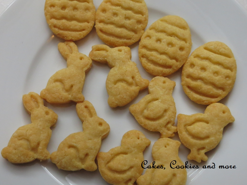 Pikante Cookies; Oster - Stempel - Cookies