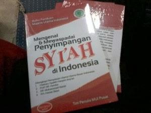 Download Buku Panduan MUI tentang Kesesatan Syiah