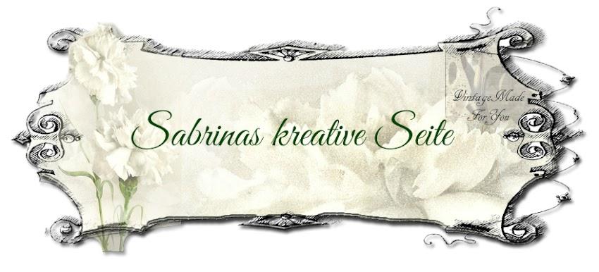 Sabrinas kreative Seite