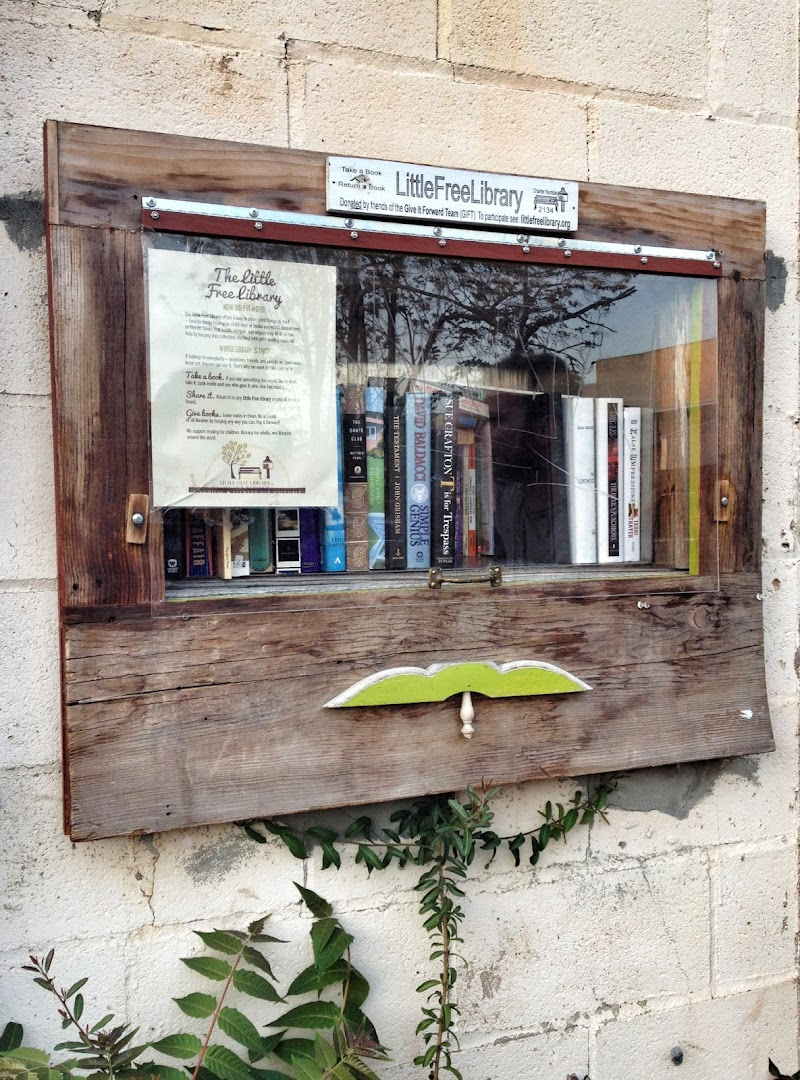 Little Free Library 2134 Claremont CA