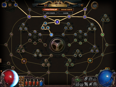 Path of Exile - Nodes
