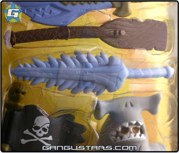 MOTU Masters Mer Man イマジネックスト スケレトン 海賊 Imaginext Skeleton Deckhands Fisher-Price playschool toys