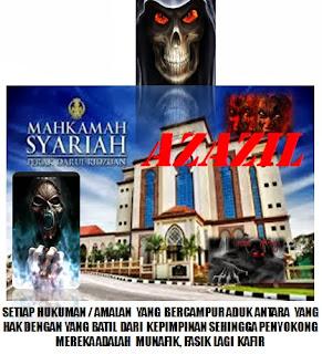Kesesatan Perundangan Syariah Malaysia