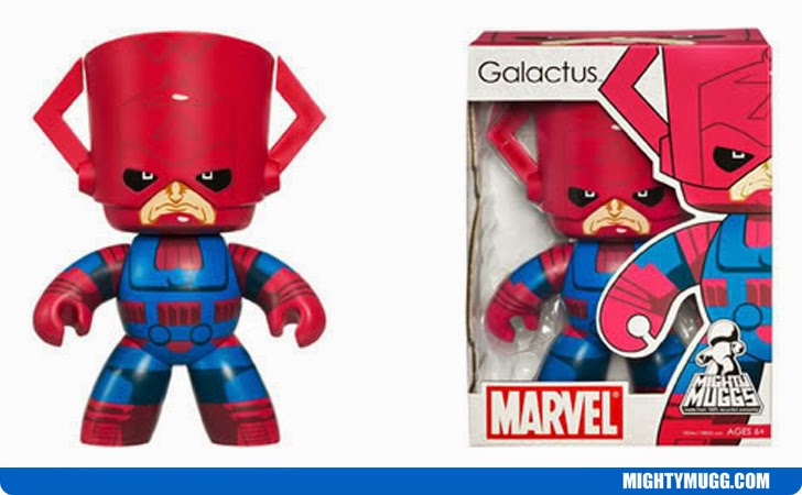 Galactus Marvel Mighty Muggs Wave 4