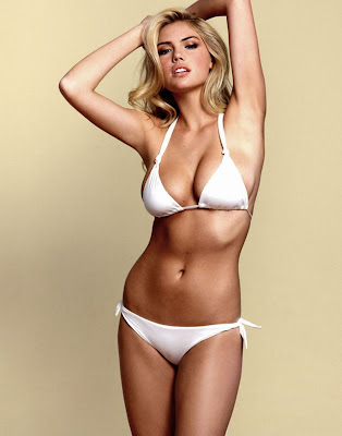 Hot Girls With White Bikini