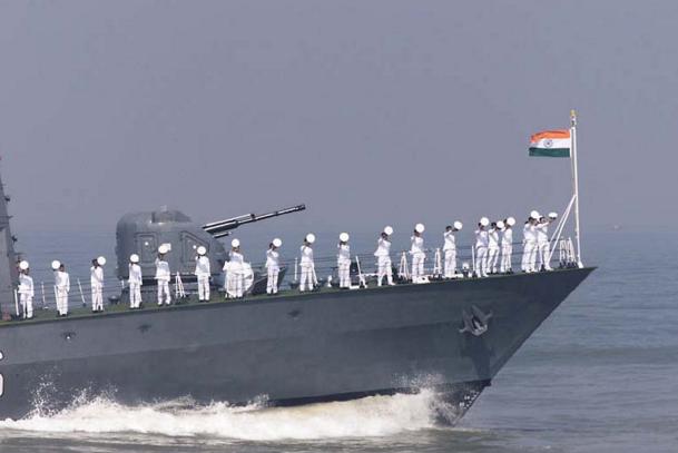 भारतीय जल सेना में कैसे शामिल हों