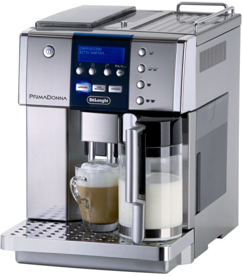 Kitchen Appliances: Coffee Maker