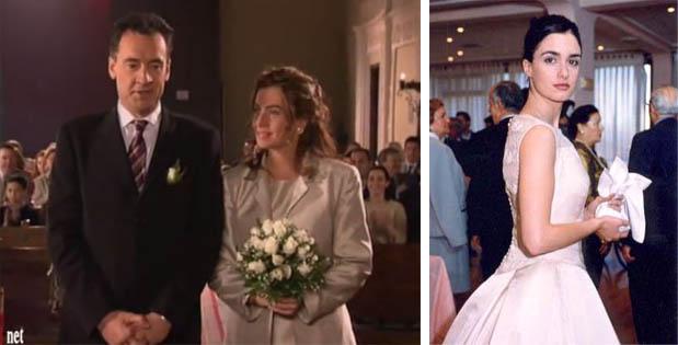 Compañeros, Antena 3, Alfredo y Lucía, Francis Lorenzo, Lola Baldrih, Paz Vega como Luz vestida de novia