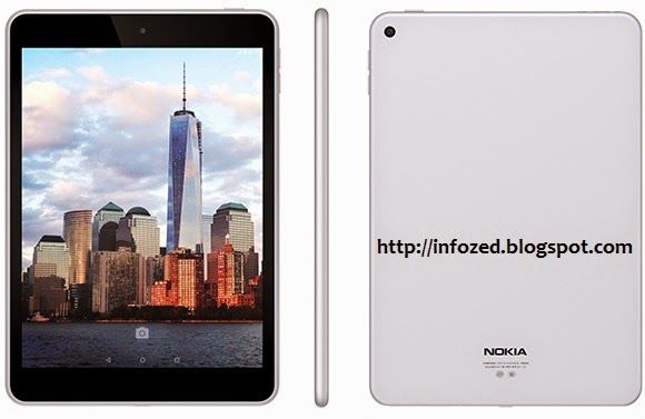 Nokia N1 Android Tablet PC, Details, Specifications, Features, Release Date